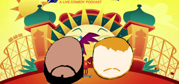 5 Good reasons to see Matt Harvey – Just For Funny: A live comedy podcast