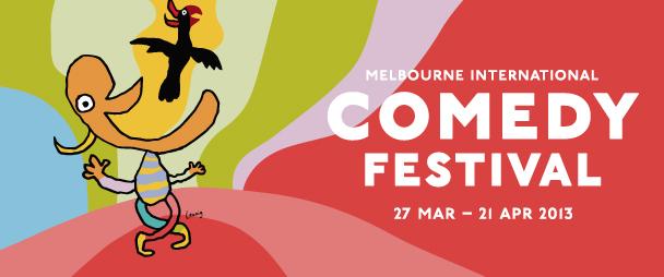 Melbourne International Comedy Festival 2013 Program Launch