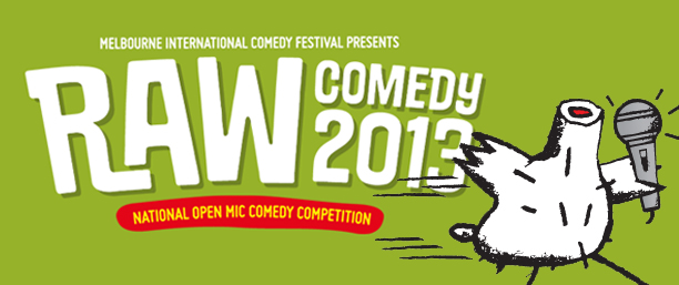 RAW Comedy Applications
